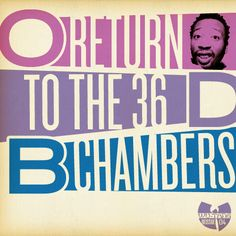 ODB's Return To The 36 Chambers x Blue Note Records