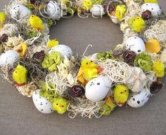 Another Easter Wreath (Nog een Paaskrans)   Flickr - Photo Sharing!