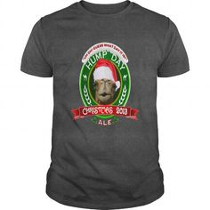 I Love Hump Day Christmas Ale Label Womens Premium TShir T shirts