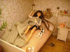Momoko Good night cherry   Flickr - Photo Sharing!