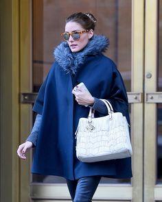The Best Beauty Looks: Week of February 16, 2015 – Olivia Palermo