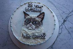 Grumpy Cat (Cakes)