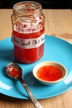 Thai Sweet Chile Sauce Recipe