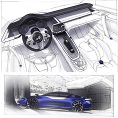 Alpine /// #sketch #alpine #doodle #a110 #freesketch #interiordesign #dailydesign #exteriordesign