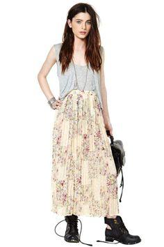 Sunset Haze Skirt