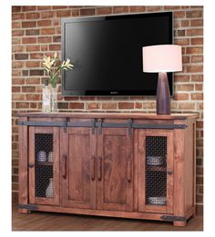 How To Decorate With A Pine Tv Stand