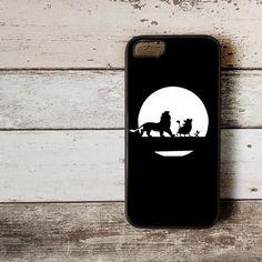 NEW Lion King Hakuna Matata HYBRID iPhone 5 5s Case Cover