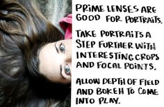 how to use a prime lens : the perfect lens for portraits (read more photography tips on Crafted in Carhartt) Lens For Portraits, Fixed Lens, Prime Lens, Depth Of Field, Focal Length, Bokeh, Carhartt, Being Used, Photography Tips