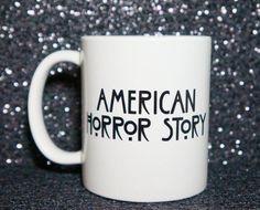 AMERICAN HORROR STORY COFFEE MUG