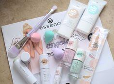 Little Beauty Angel. Die neue Trend Edition von essence. Colour Correction, Primer für Gesicht, Lippen und Nägel aus der Drogerie. Eine Review der Produkte.