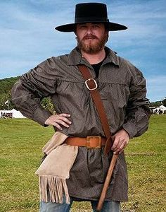 Rendezvous Period Clothing | Getting Dressed Up for Your First Mountain Man Rendezvous!