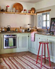Cozinhas de casas de bonecas