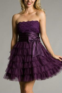 Don't worry much about fashion now, but this caught my eye because I love purple and its cute - too old to wear it now!