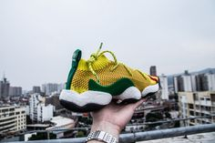 292b9ca141ac Pharrell x Adidas Crazy BYW Boost AC7112 Yellow White Black Shoes for Sale