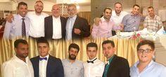 تهنئة لعائلة سغضاو وعائلة الموساوي بمناسبة حفل زفاف ابنهم البار ميمون