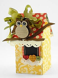 @Alison Creamer I have everything to make this  . so adorable !