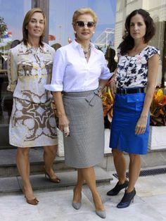 Carolina herrera l and her daughter carolina adriana for Carolina adriana herrera instagram