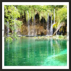 Adesivi Murali Lago naturale