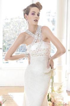 YolanCris Wedding Dresses 2011 Divas Bridal Collection