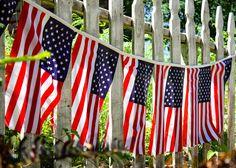 ~dollar store flag banner~