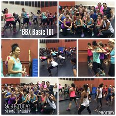 Awesome BBX 101 Workshop with the creator of Boogie Box Fitness, Dede Barbanti! BBX has been scientifically proven to have the highest caloric burn and build lean muscles without the use of equipment. Thank you all for putting the time and commitment into understanding the methods, so that you can achieve all of your fitness and weight loss goals! We would love to hear from you. Let us know or your coaches of how this has changed your workouts! www.bbxinc.com #fitness #boogiebox #loseweight…