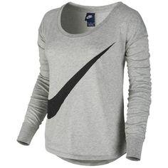 Nike Prep Long Sleeve T-Shirt - Women's