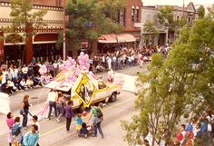 Join the Study - Be a Star Float, Pride 1988 | 1825-10-2