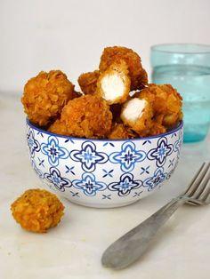 Palomitas de pollo | Cuuking! Recetas de cocina