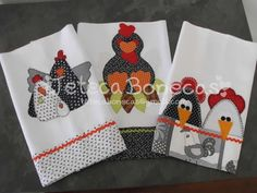 Kitchen towel designs