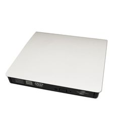 Externe USB3.0 Tekening DVD +/-R 8X/DVD-RW 4X/CD-R 24X/Brander Lezen Schrijver POP-UP mobiele Externe Drive