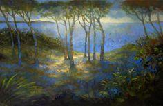 Claire Degans, peinture
