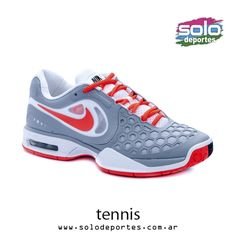 new styles ed9b0 36e8a Air Max Courtballistec 4.3 Gris Naranja Fluo Blanco Marca  Nike  510010487986081   1.099,00 (U S 187,82)