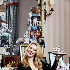 Kate Mckinnon. Too funny and cute for words. GQ magazine