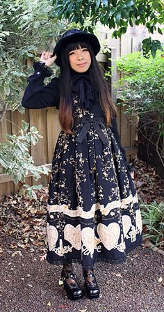 worn to Melbourne's International Lolita Day meetup <3