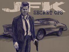 JFK Kickstarter cover
