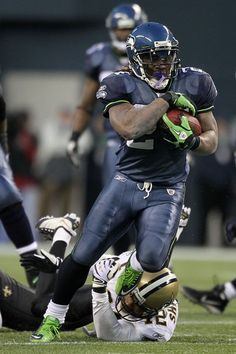 """When asked after Superbowl XLIX if he was surprised when the ball had not been given to him instead of thrown during the disappointing turnover to the Patriots in true Seahawk style he said: """"No, because its a TEAM sport""""  When he DOES talk....he says it all..... Love them Hawks"""