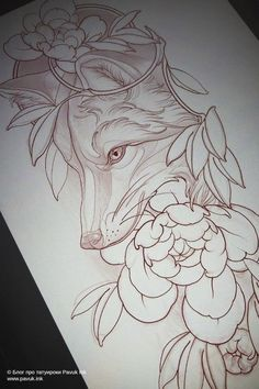 Traditional Bear Tattoo, Traditional Tattoo Sketches, Wolf Tattoos, Animal Tattoos, Body Art Tattoos, Small Girl Tattoos, Sister Tattoos, Sleeve Tattoos For Women, Tattoo Sleeve Designs