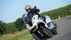 Peugeot Metropolis: il test di Motoblog