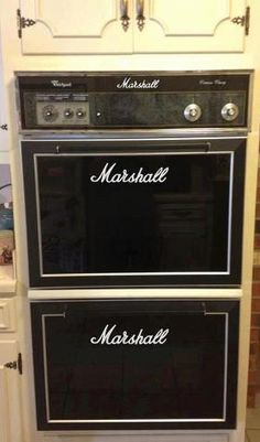 pimp my oven to marshall oven