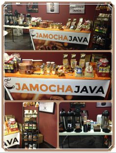 One of our pop up stores for jamochjava here in Tall City Vaper Works here in Midland Texas!!!