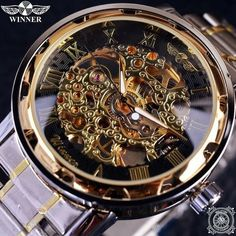 Skeleton Watch Company specialises in luxury looking watches at affordable prices. For men who appreciate luxury design, style & class in a timepiece.