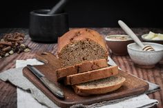 Pain d'épices | Elikatesy Bread, Food, Eten, Bakeries, Meals, Breads, Diet