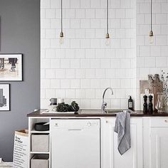 Beautiful kitchen inspo courtesy of @stadshem Est Living @estemag #estliving #estdesigndirectory