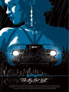 Awesome Art We've Found Around The Net: Amelie, Godzilla, Predator, Sin City - Movie News | JoBlo.com