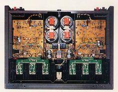 TA-N7Bの内部