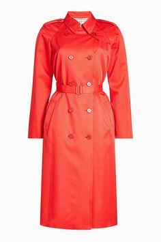 Куртки, пальто и плащи красного цвета | Мода | Выбор VOGUE | VOGUE