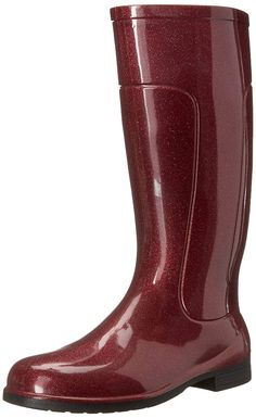 Tundra Women's Drizzle Rain Boot ** Nice of your presence to drop by to see the picture. (This is our affiliate link) Mid Calf Boots, Knee High Boots, Rubber Rain Boots, Riding Boots, Link, Stuff To Buy, Drop, Image, Shoes