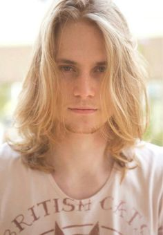 Image shared by pixieland jazz. Find images and videos about boy, blonde and handsome on We Heart It - the app to get lost in what you love. Beautiful Long Hair, Gorgeous Men, Long Haired Men, Perfect People, Guy Pictures, Male Models, Find Image, Hair Beauty, Handsome