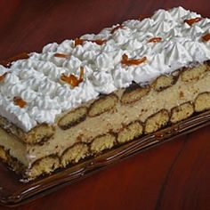 Tiramisu, Food And Drink, Ethnic Recipes, Cakes, Cake Makers, Kuchen, Cake, Pastries, Tiramisu Cake