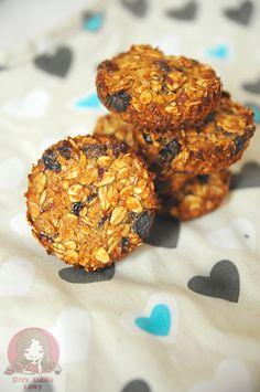 Owsiane ciasteczka śniadaniowe Ani Starmach